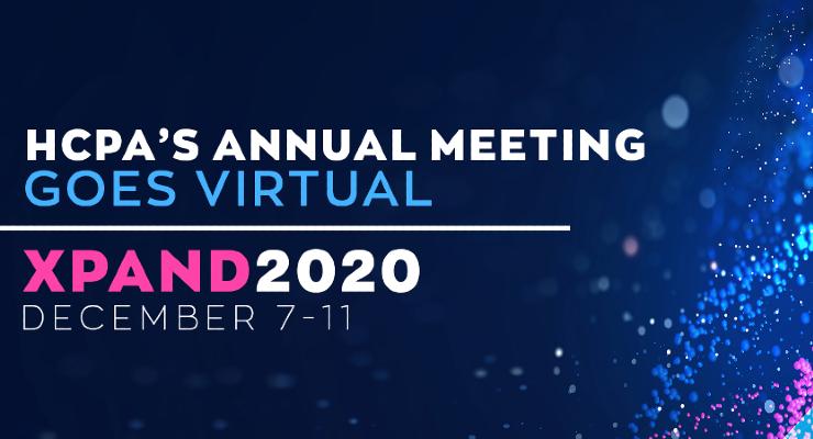 HCPA Annual Meeting Goes Virtual
