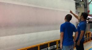Freudenberg Starts Up New Spunlaid Line in Taiwan