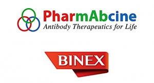 PharmAbcine Signs CMO Contract with Binex