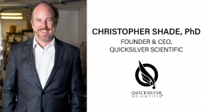 An Interview with Christopher Shade, PhD, Founder & CEO Quicksilver Scientific