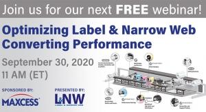 Optimizing Label & Narrow Web Converting Performance