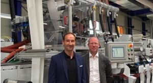 Barthel Gruppe installs first EcoLeaf metallization unit on hybrid press