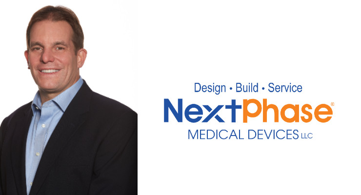 NextPhase Medical Device Announces New CCO