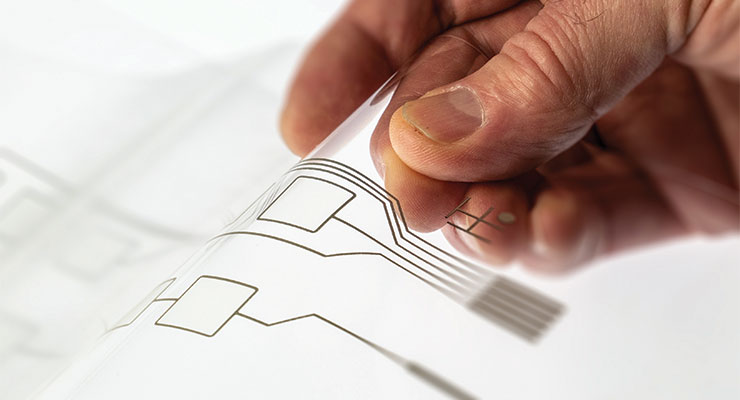 Commercialization Drives Growth in the Conductive Ink and Materials Market