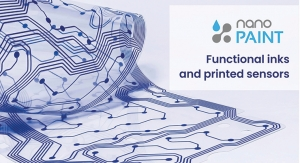 Nanopaint Develops, Commercializes Electroactive, Functional Inks for Printed Sensors