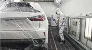 PPG Launches Low-VOC Waterborne Coating System for China Refinish Market