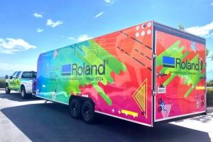 Roland DGA Holds 1st