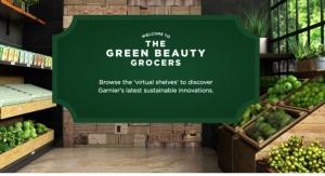 Garnier Green Beauty Debuts Online