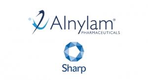 Alnylam Partners with Sharp