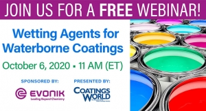 Wetting Agents for Waterborne Coatings
