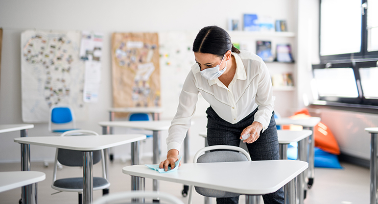 ACI Creates Cleaning Toolkit for Schools