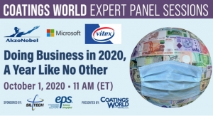 Coatings World Hosting Expert Panel: Conducting Business in 2020, a Year Like No Other