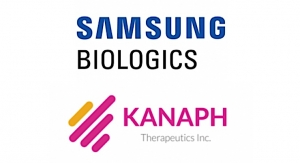 Samsung Biologics Signs Deal with Kanaph Therapeutics
