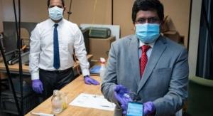 Carnegie Mellon Develops 10-Second COVID Test
