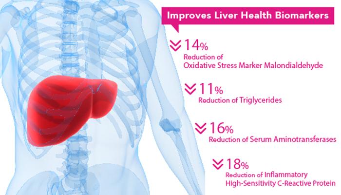 Super Vitamin E Tocotrienols Promote Liver Health