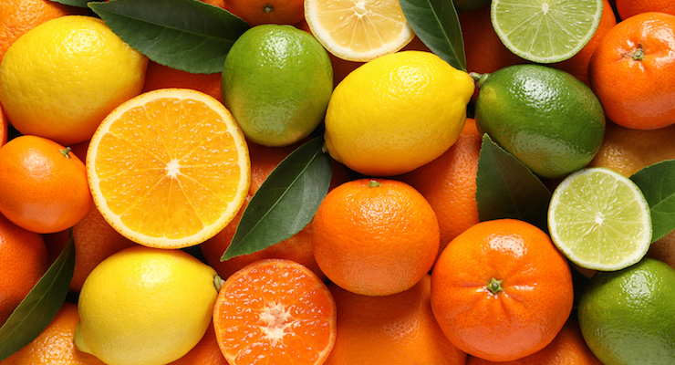 Kerry Unveils New Citrus Extract Technology