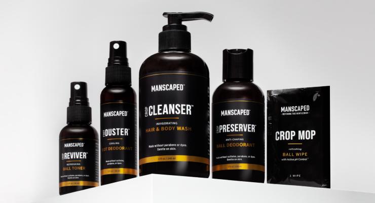 Manscaped Launches Hygiene Bundle