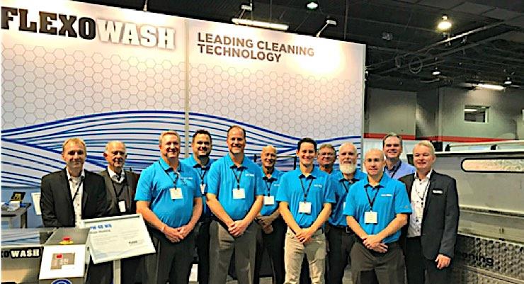 Flexo Wash to exhibit at FTA Virtual Fall Conference