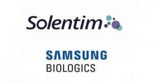 Samsung Biologics Adopts Solentim Solutions in R&D Center