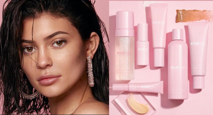Kylie Skin Goes Global