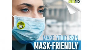 Greentech Protects Skin from Masks