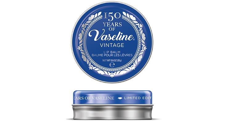 Vaseline Celebrates 150th Birthday
