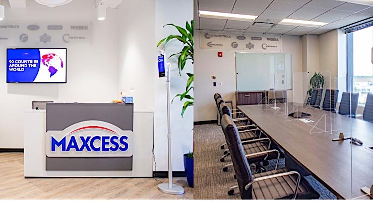 Maxcess expands global focus