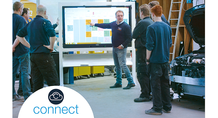 AkzoNobel Introduces Connect to Harmonize Data in Collision Repair Businesses