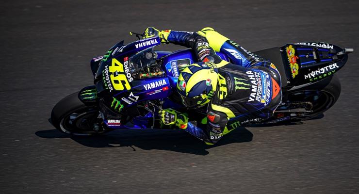 Axalta's Cromax Brand, Yamaha Factory Racing MotoGP Extend Partnership