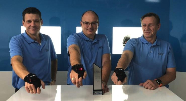 Hywear Compact Wins Innovation Award