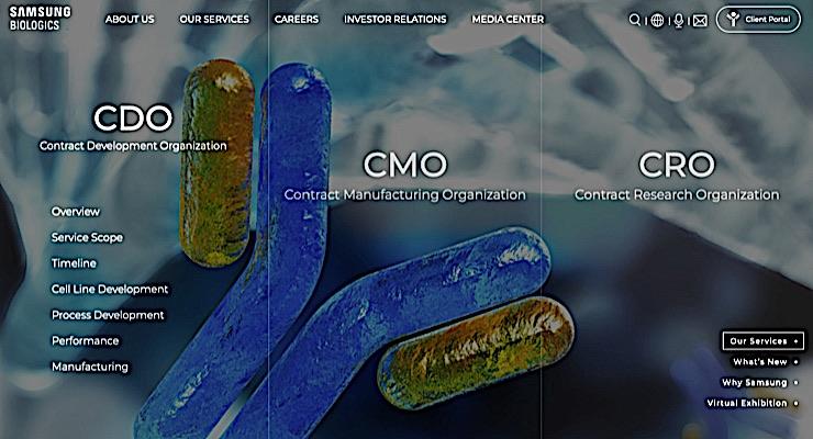 Samsung Biologics, Dinona Partner on Potential COVID-19 Antibody Therapy