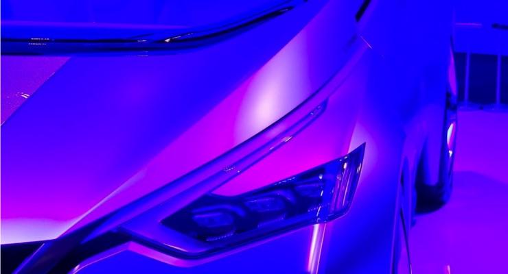 Colors & Effects Unveils Lumina Royal Exterior Blue Russet S6903D