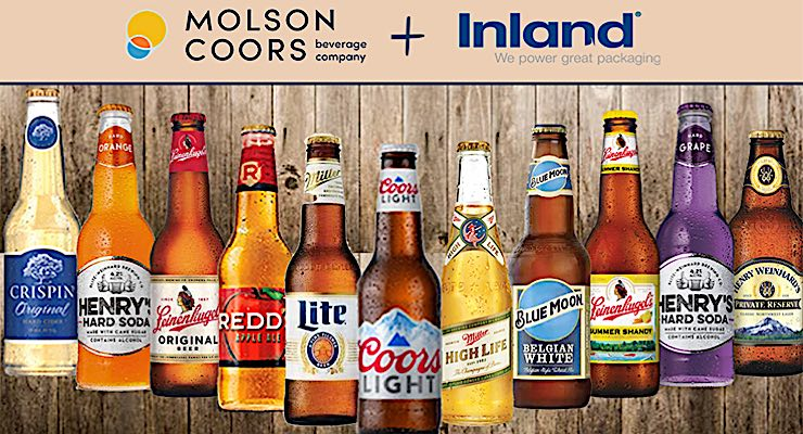 Inland named Molson Coors