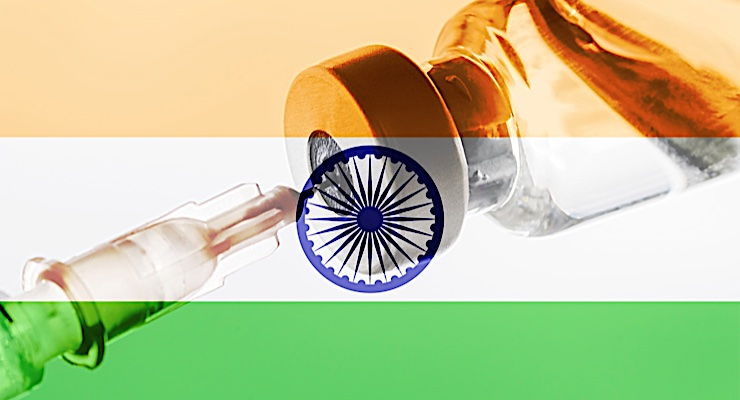 India Emerges as Hot Spot for Manufacturing COVID-19 Vaccines