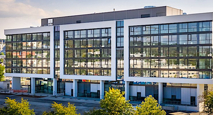 Vetter Moves Into New HQ