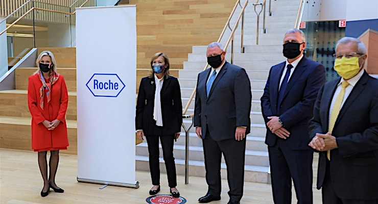 Roche Canada to Invest $500M to Create 500 Jobs in Ontario