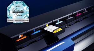 Roland DG's TR2 Ink Wins PRINTING United Alliance 2020 Product of the Year Award