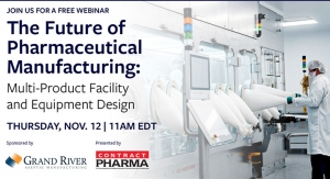 The Future of Pharmaceutical Manufacturing: Multi-Product Facility and Equipment Design