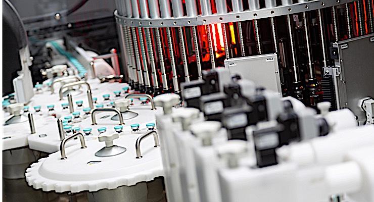 Stevanato, Catalent Partner to Expedite Equipment Installation