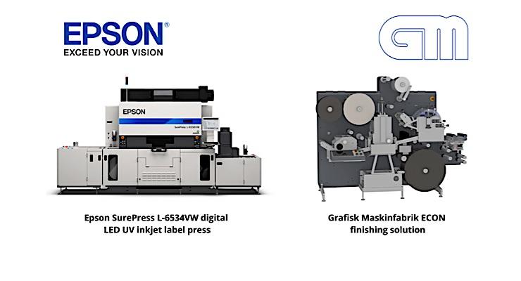 Epson and Grafisk Maskinfabrik offer bundle