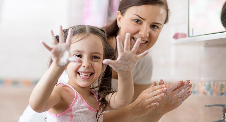 Gentle Hand Wash