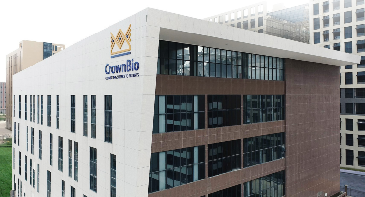 Crown Biosciences Opens Facility in China