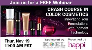 Crash Course in Color Cosmetics