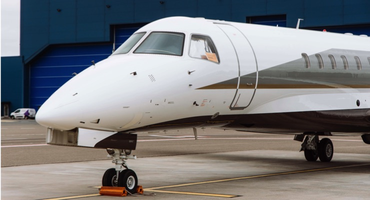 PPG Aerospace Coatings Selected by Magnetic MRO for VIP Aircraft Repaint