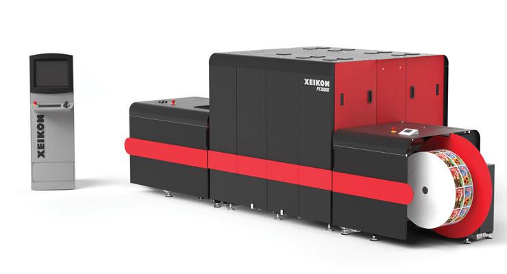 Digital and Hybrid Printers and Presses