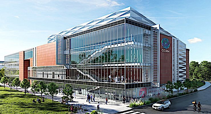 CCRM, MIP Partner to Build Biomanufacturing Campus