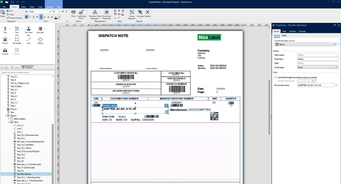 NiceLabel launches new version of label management software