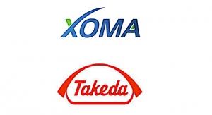 XOMA Earns $2M Takeda Milestone