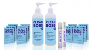 CleanBoss by Joy Hand Sanitizing Wipes Launch