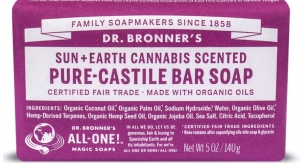 Dr. Bronner's Crafts Soap That Smells Like Cannabis